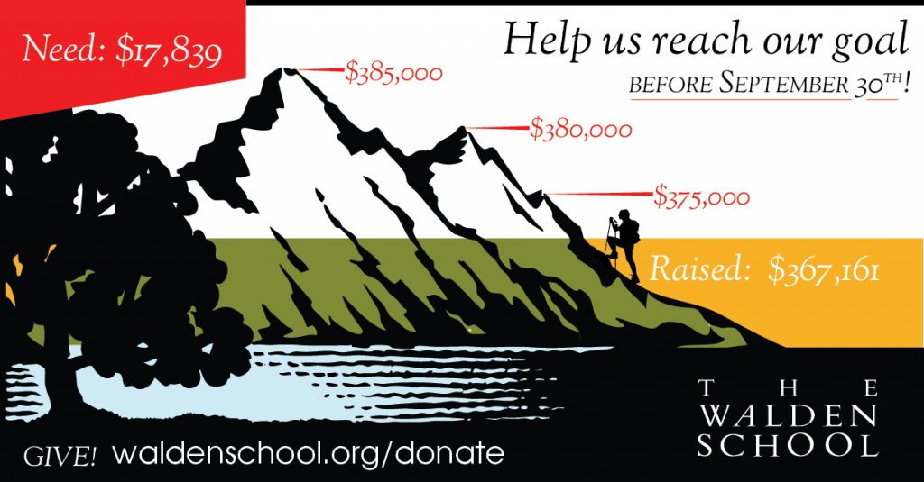 Help us reach our funding goal by September 30th!