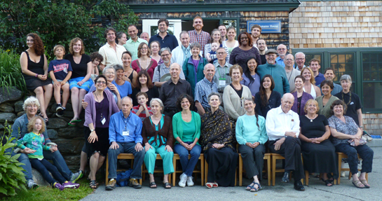 2012 Reunion Attendees