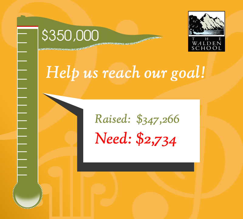 Fundraising Thermometer - Need: $2,734!