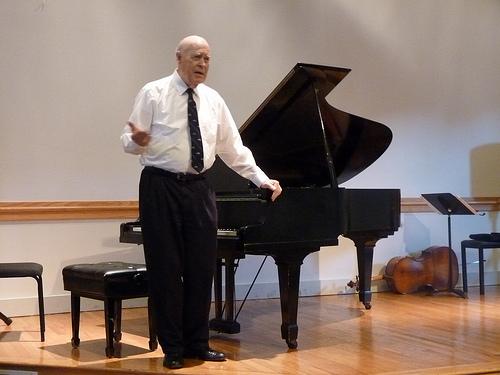 John Weaver Alumni Recital