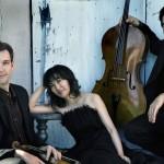 The Horszowski Trio photo by Lisa-Marie Mazzucco