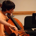 playing cello web