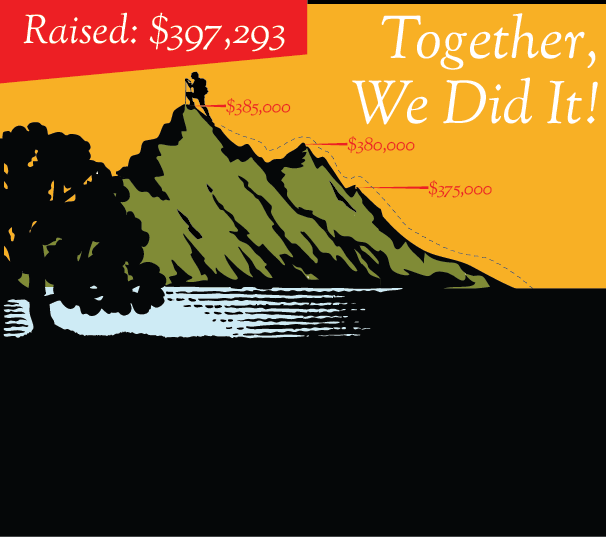 Together, We Did It!