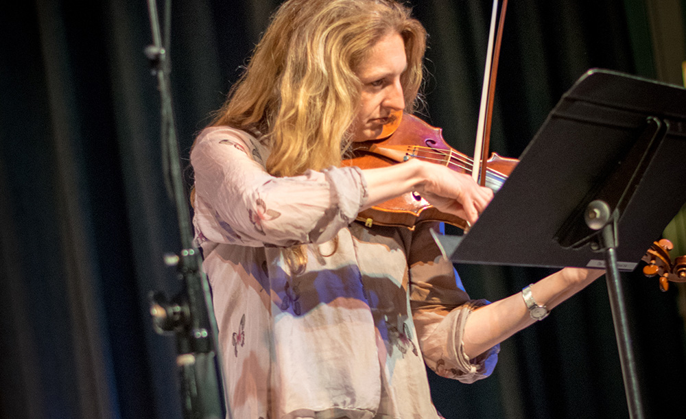 Musical Curriculum at the Creative Musicians Retreat | The