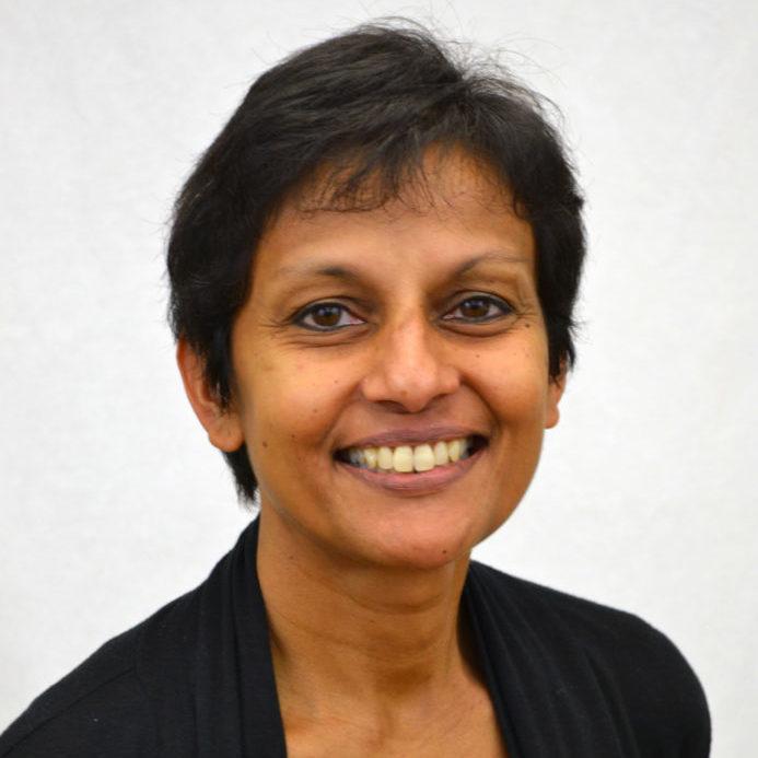 Rita Mitra headshot