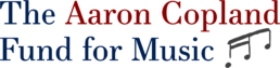 Aaron Copland Fund for Music logo
